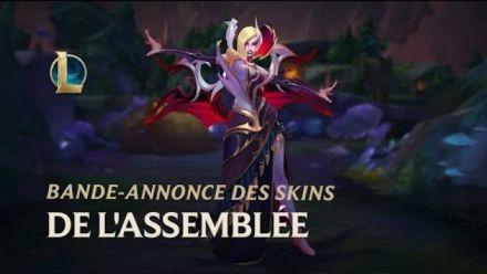 vidéo : De griffes et d'épines - Bande-annonce des skins de l'assemblée | League of Legends