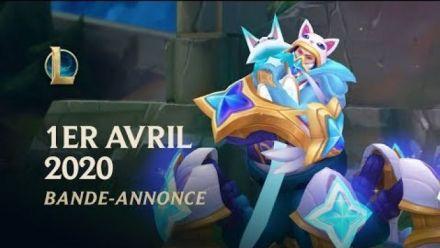 1er avril 2020 | Bande-annonce de skins - League of Legends