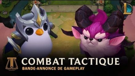 LOL : Bande-annonce de gameplay de Combat tactique