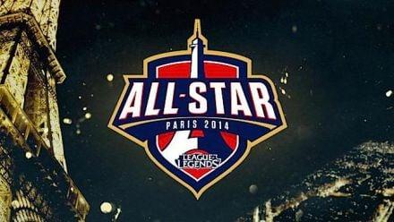 All-Star Paris 2014 LOL
