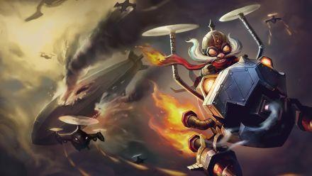 League of Legends : Corki