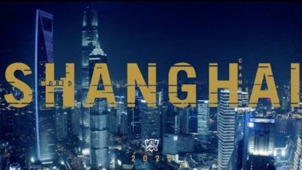 The 2020 World Finals Are Coming to Shanghai!