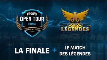L'Open Tour France arrive à Disneyland Paris ! | League of Legends