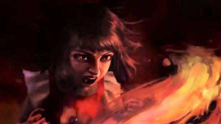La présentation du personnage d'Annie de League of Legends