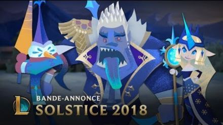 La veille du Solstice | Bande-annonce du Solstice 2018 - League of Legends