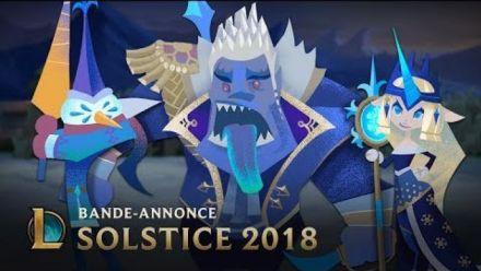 La veille du Solstice | Bande-annonce du Solstice 2018 - League of Legends