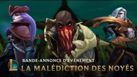 Eaux sombres | Bande-annonce de la Malédiction des noyés - League of Legends