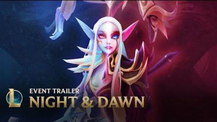 Fendez les cieux | Bande-annonce de l'événement Nuit et aube - League of Legends