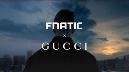 Fnatic x GUCCI | The Dive