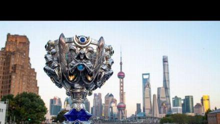 Worlds 2020: Quarterfinals Opening Tease
