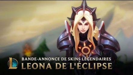 L'éclipse et l'assemblée | Bande-annonce de Leona de l'éclipse - League of Legends