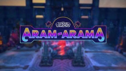 ARAM-arama est là !
