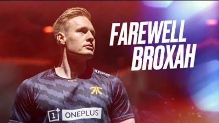Farewell, Broxah! | Fnatic League of Legends Announcement