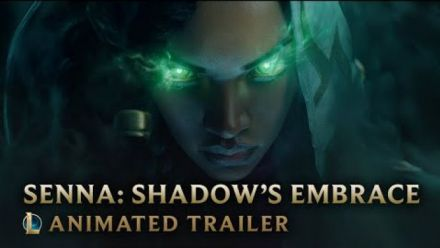 L'étreinte de l'ombre | Bande-annonce de Senna - League of Legends