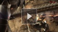 Metal Gear Rising Revengeance : GamesCom 2012 Trailer