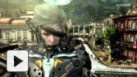 "vidéo : Metal Gear Rising Revengeance - Trailer de gameplay ""Suit overview"""