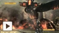 vidéo : Metal Gear Rising Revengeance : du gameplay 2