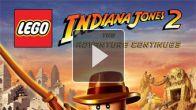 Vid�o : LEGO Indiana Jones 2 : Editeur de niveaux FR