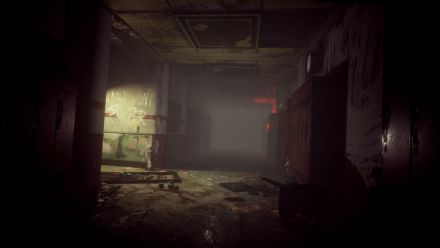 Vid�o : Silent Hill - Unreal Engine 4
