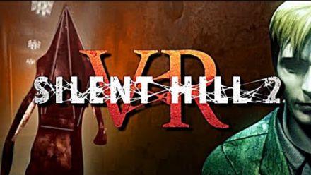Vid�o : Silent Hill 2: VR - Trailer Concept