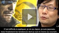 Interview vidéo > Hideo Kojima