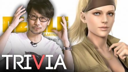 TRIVIA : KOJIMA IS GOD