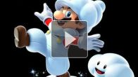 Super Mario Galaxy 2 - Trailer gameplay (pouvoir du nuage)