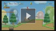 New Super Mario Bros Wii : Bande-Annonce GamesCom 09