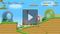 Vid�o : New Super Mario Bros Wii : trailer