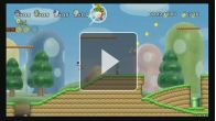 New Super Mario Bros. Wii - Trailer E3 09