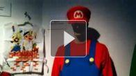 Vid�o : Visite du musée Super Mario à New York