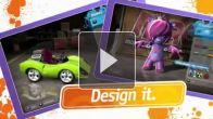 vid�o : ModNation Racers : customisation trailer