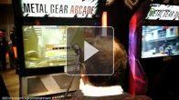 Vid�o : Metal Gear Arcade : Akihabara News vidéo