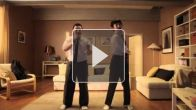 Publicité Kinect Joy Ride