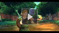Zelda Skyward Sword : amélioration de l'équipement