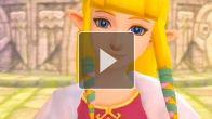 Zelda se montre