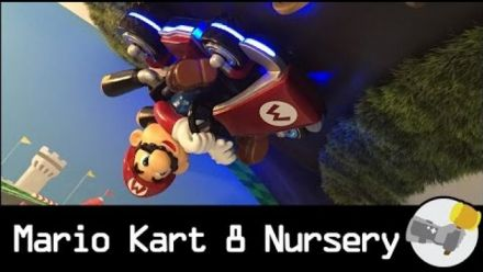 Vid�o : Mario Kart 8 Nursery