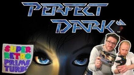 Vidéo : Super Retro Prime Turbo : Perfect Dark