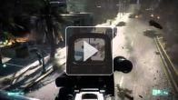 Battlefield 3 : les bombes tombent en vidéo