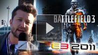 E3 > Battlefield 3, nos impressions vidéo