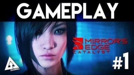 Vid�o : Mirror's Edge Catalyst - 20 premières minutes de gameplay