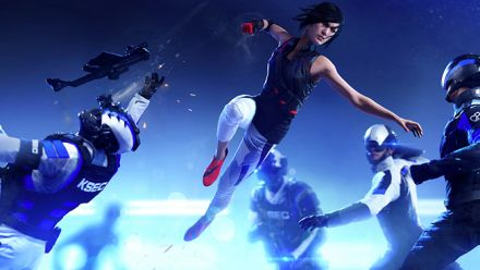 Mirror's Edge Catalyst - Gameplay : Combats