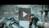 Killzone 3 - Cinematic Death 1 (gameplay)