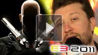 E3 2011 : Hitman Absolution, nos impressions