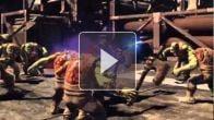 Vid�o : Warhammer 40000 Space Marine : Power Axe Trailer