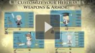 Vid�o : Final Fantasy : the 4 Heroes of Light - GC 10 Trailer
