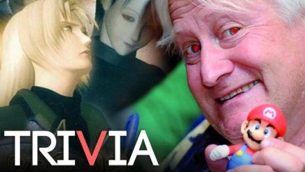 Vid�o : TRIVIA : Le rôle de méchant lugubre oublié de la voix officielle de Mario