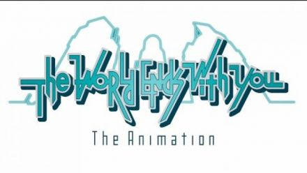 Vid�o : The World Ends with You The Animation : Official Teaser Trailer
