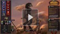 vid�o : Wow - Cataclysm : Females Worgen