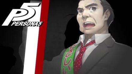 Vid�o : Persona 5 : Le personnage de Toranosuke Yoshida